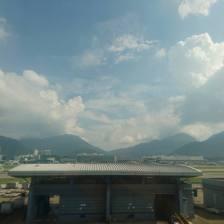 Landed in HK!!